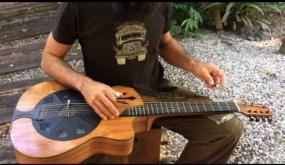Embedded thumbnail for Shodashī Guitar para Pedro Kupfer