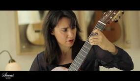 Embedded thumbnail for Nueva guitarra en Siccas Guitars, Alemania.